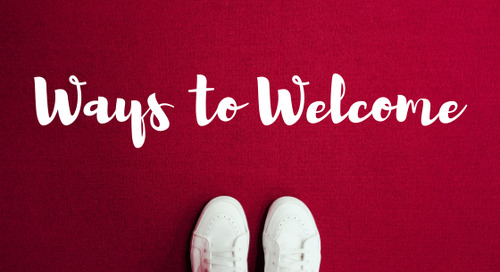 "4 Ways to Say ""Welcome"" to New Employees Without Actually Saying It"