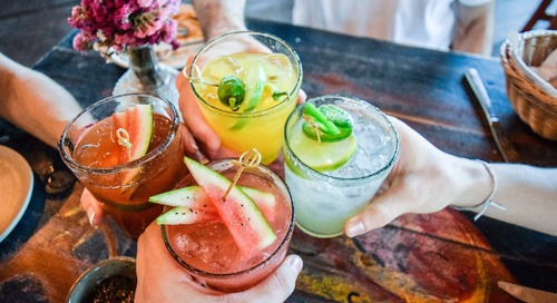 5 Mocktail Margarita Recipes You Can Sip on at the Office for National Margarita Day