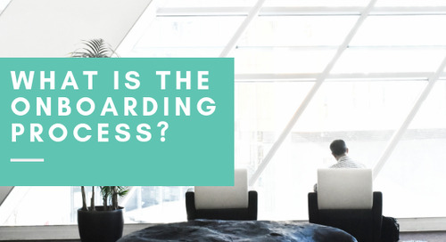 What Even is the Onboarding Process?