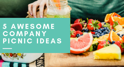 5 Awesome Company Picnic Ideas