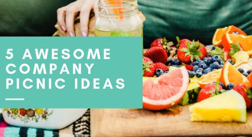 5 Awesome Company Picnic Ideas