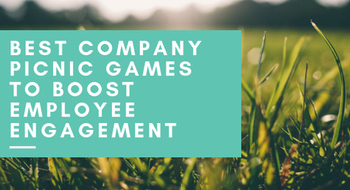 Best Company Picnic Games to Boost Employee Engagement