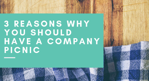 3 Reasons Why You Should Have a Company Picnic