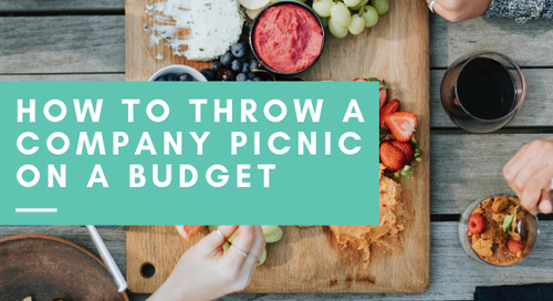 How to Throw a Company Picnic on a Budget