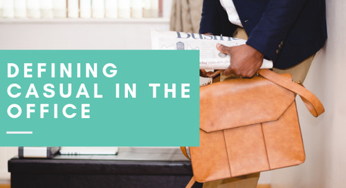 How to Define Casual in the Office