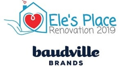 Baudville Brands Partners with Ele's Place