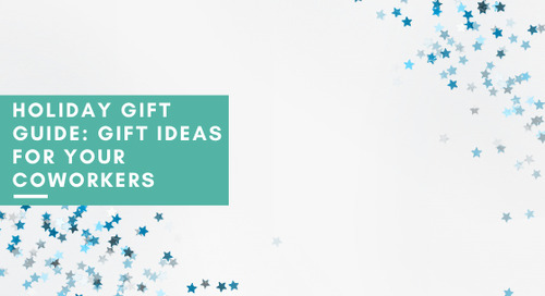 Holiday Gift Guide: Gift Ideas for Your Coworkers