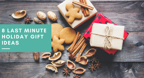 8 Last Minute Holiday Gift Ideas