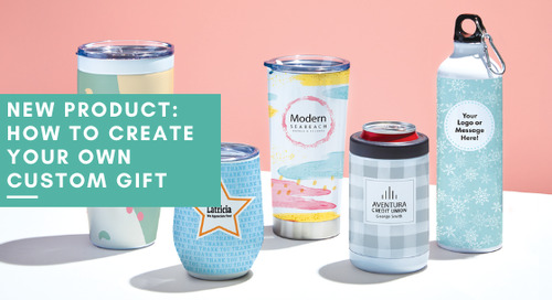 New Product: How to Create Your Own Custom Gift