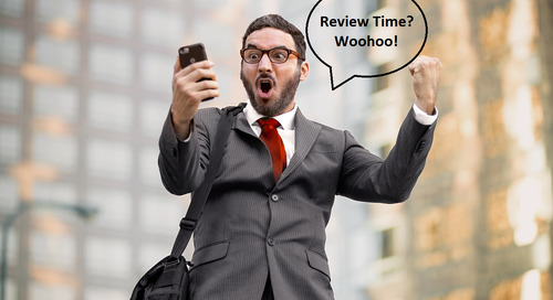 Make Your Mid-Year Reviews Something People Look Forward To!