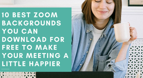 10 Best Zoom Backgrounds You Can Download for Free to Make Your Meeting a Little Happier