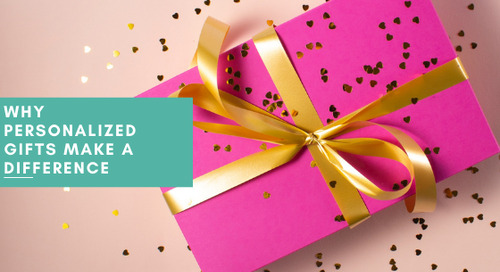 Why Personalized Gifts Make a Difference