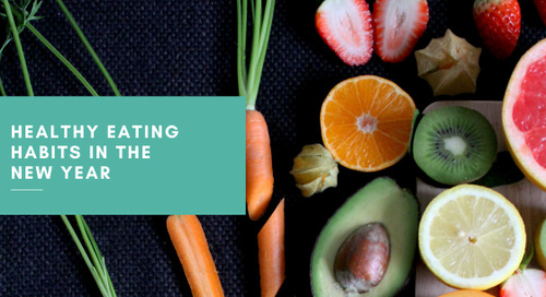 Healthy Eating Habits in the New Year
