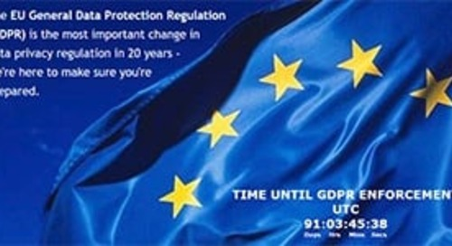 GDPR and The Future of Cold Outreach into Europe