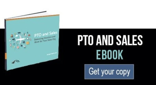 New ebook: PTO and the Sales Team