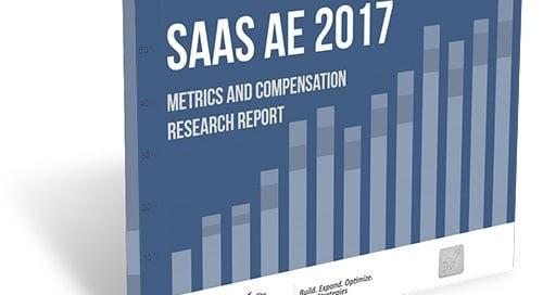 2017 SaaS AE Metrics Report