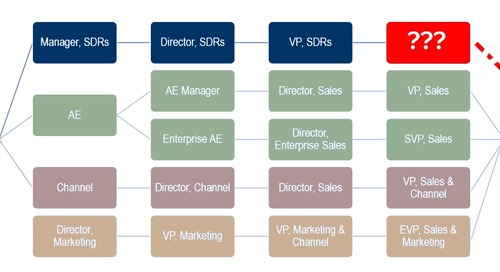Does Sales Development Have a Glass Ceiling?