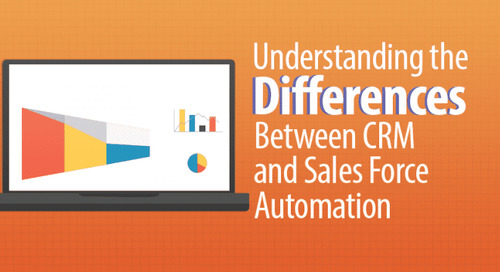 Understanding the Differences Between CRM and Sales Force Automation