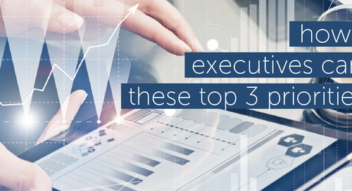 Read This Before 2019 Planning: How Software Executives Can Crush These Top 3 Priorities