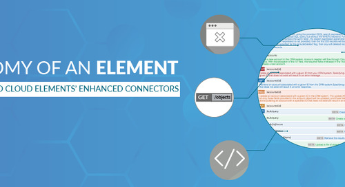 THE ANATOMY OF AN ELEMENT: A GUIDE TO CLOUD ELEMENTS' ENHANCED CONNECTORS