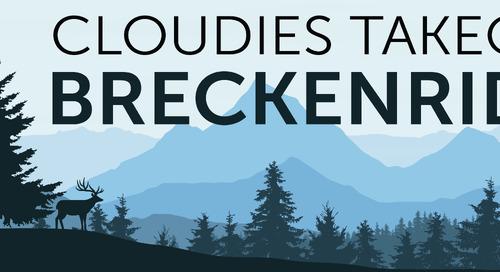 Cloudies Takeover Breckenridge