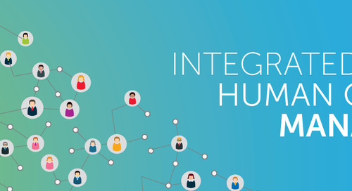 Creating an Integrated Human Capital Management (HCM) System