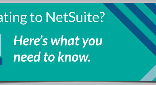 Integrating to Netsuite? What You'll Need to Know
