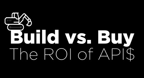 Determining the ROI of APIs in 8 Questions