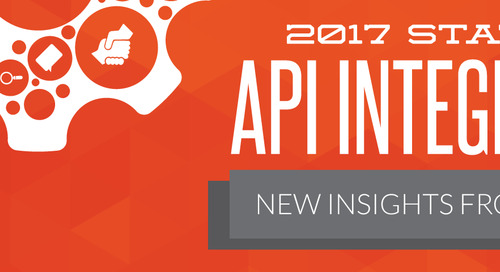 A State of API Integration 2017 Update: Insight from The API Evangelist