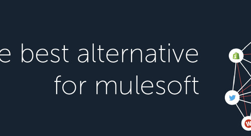 The Best Alternative to MuleSoft