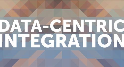 Data-Centric Enterprise Integration