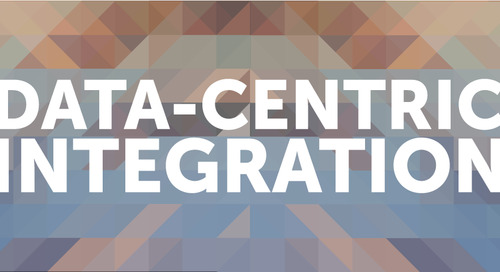 Data-Centric Enterprise Integration