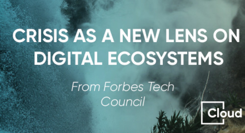 Forbes: Crisis as a New Lens For Ecosystems