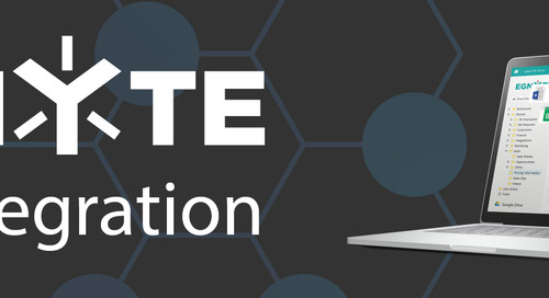 Sync up with Enterprise Cloud Storage with the Egnyte API Integration