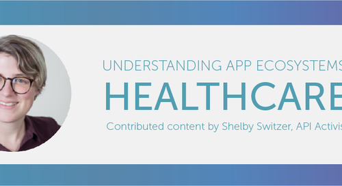 Understanding Application Ecosystems: Healthcare