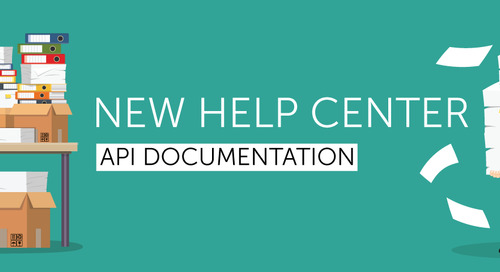 Cloud Elements New Help Center: API Documentation and Knowledgebase