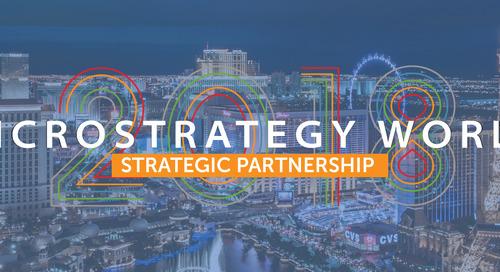 Microstrategy Unlocks More Data through Strategic Cloud Elements Partnership