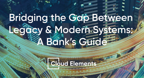 Building a Bridge Between Modern & Legacy Systems: A Bank's Guide