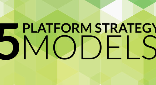 5 Models for Building a Platform Strategy