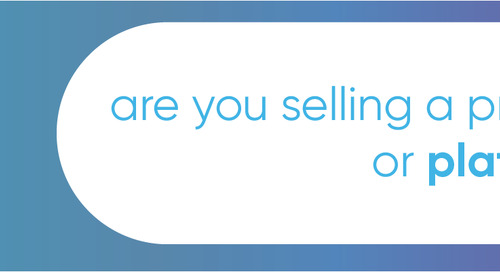 Are you Selling a Product or Platform?   Cloud Elements