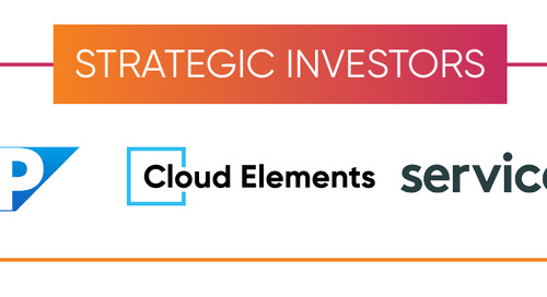 Cloud Elements New Strategic Investors: SAP and ServiceNow