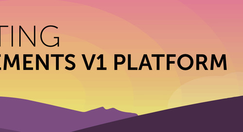Sunsetting Cloud Elements V1 Platform