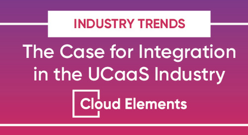 The Case for Integration in the UCaaS Industry