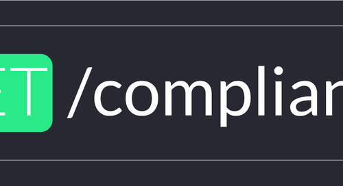 GET /compliance & Why You Should Care