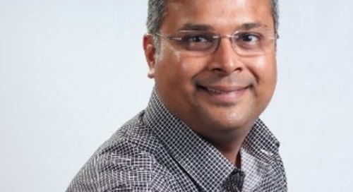 Meet Nish Modi, CO-OP VP of Digital and Business Intelligence