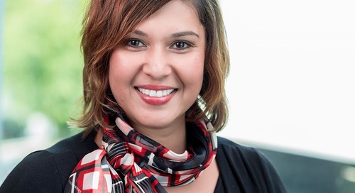 Successful Transition of TMG Within CO-OP Tops Year of Accomplishments for Shazia Manus