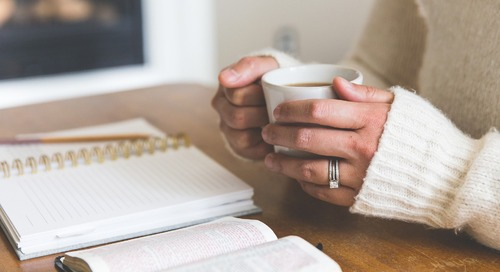 How to Form New Devotional Habits