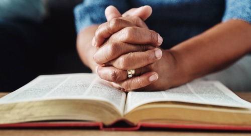 5 Bible Verses to Cling to for Comfort