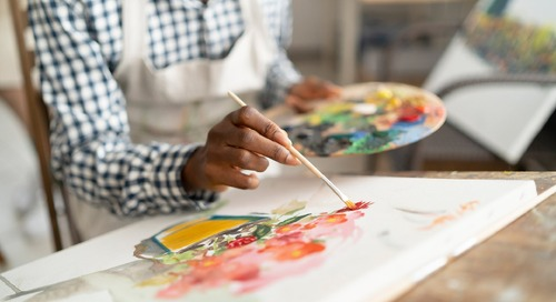 How Being Creative Makes Us Appreciate God