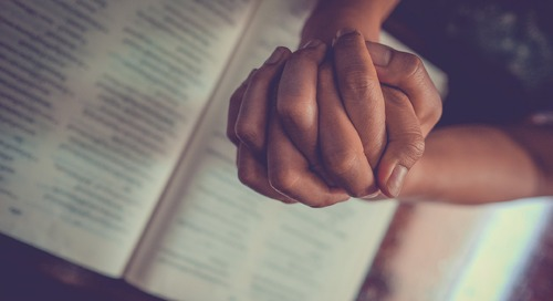 Using Daily Prayer and God's Word to Battle Anxiety
